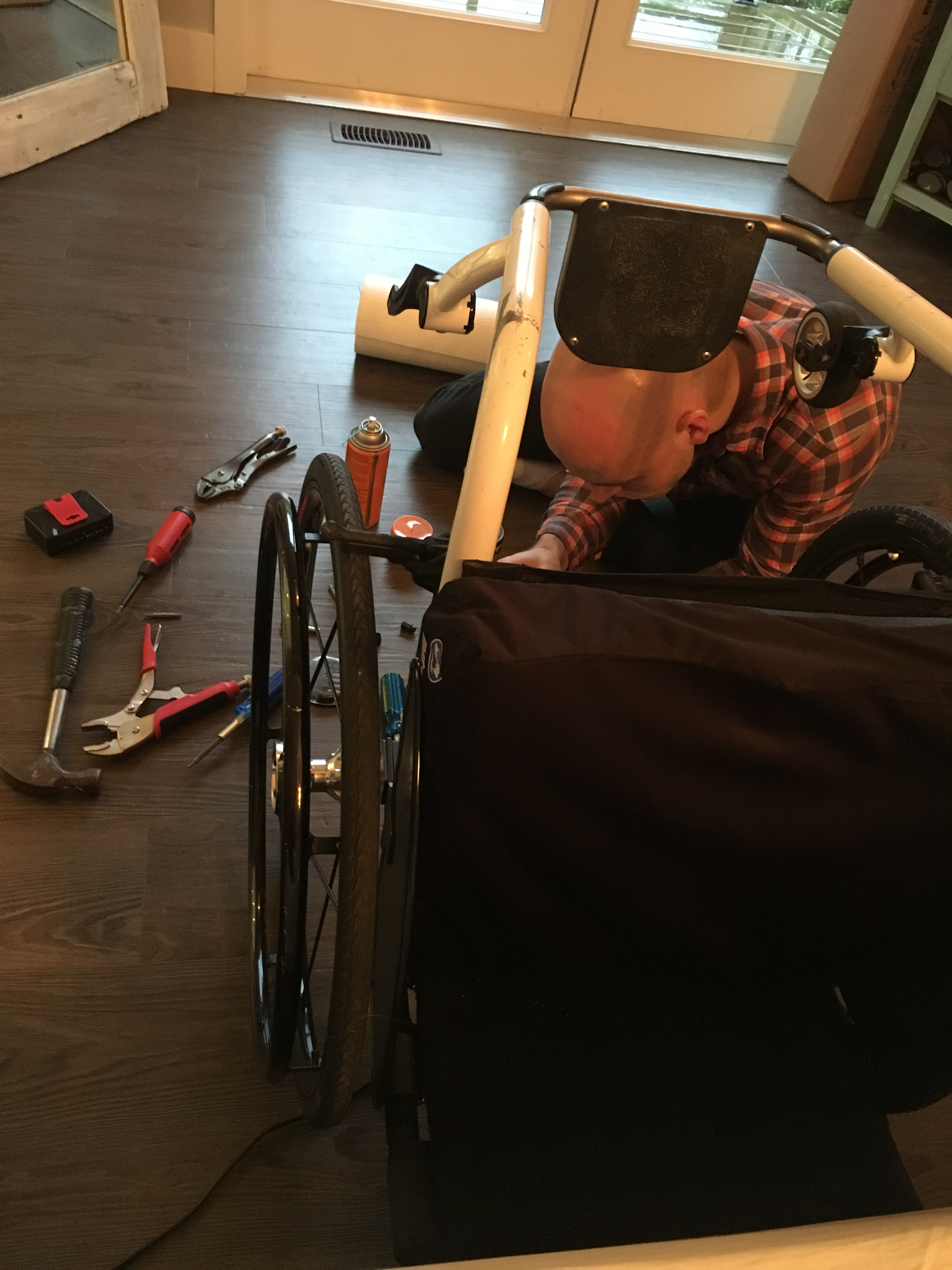 I'm Clueless About My Wheelchair